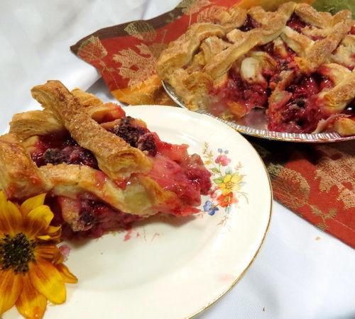 Pear Raspberry - Grateful Bites