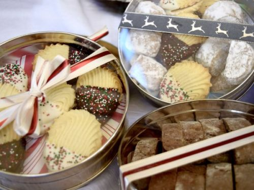 Cookie and Bar Assortments