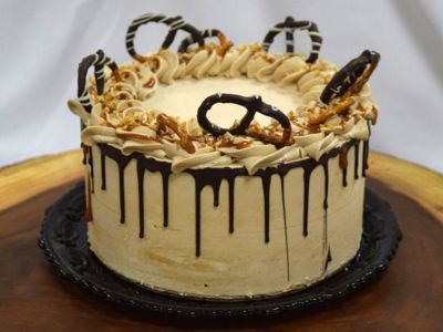 Take Five Cake